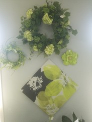 green display